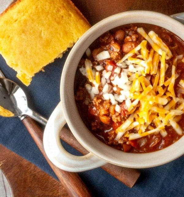 Easy Homemade Chili – My Mile High Version