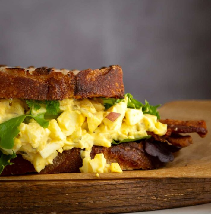 The Best Egg Salad – My Go-To Recipe