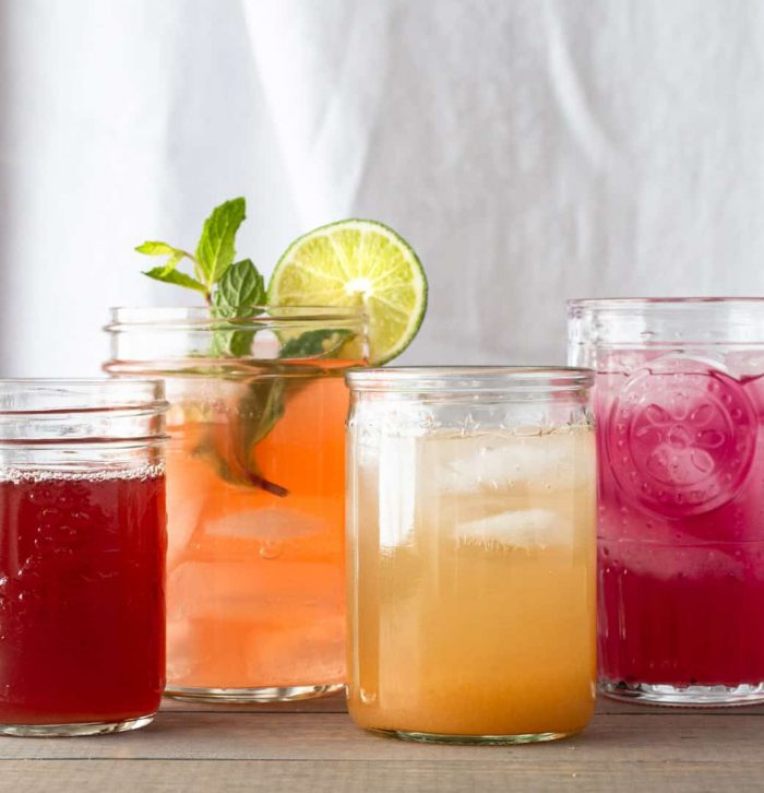 Kombucha Flavor Combinations