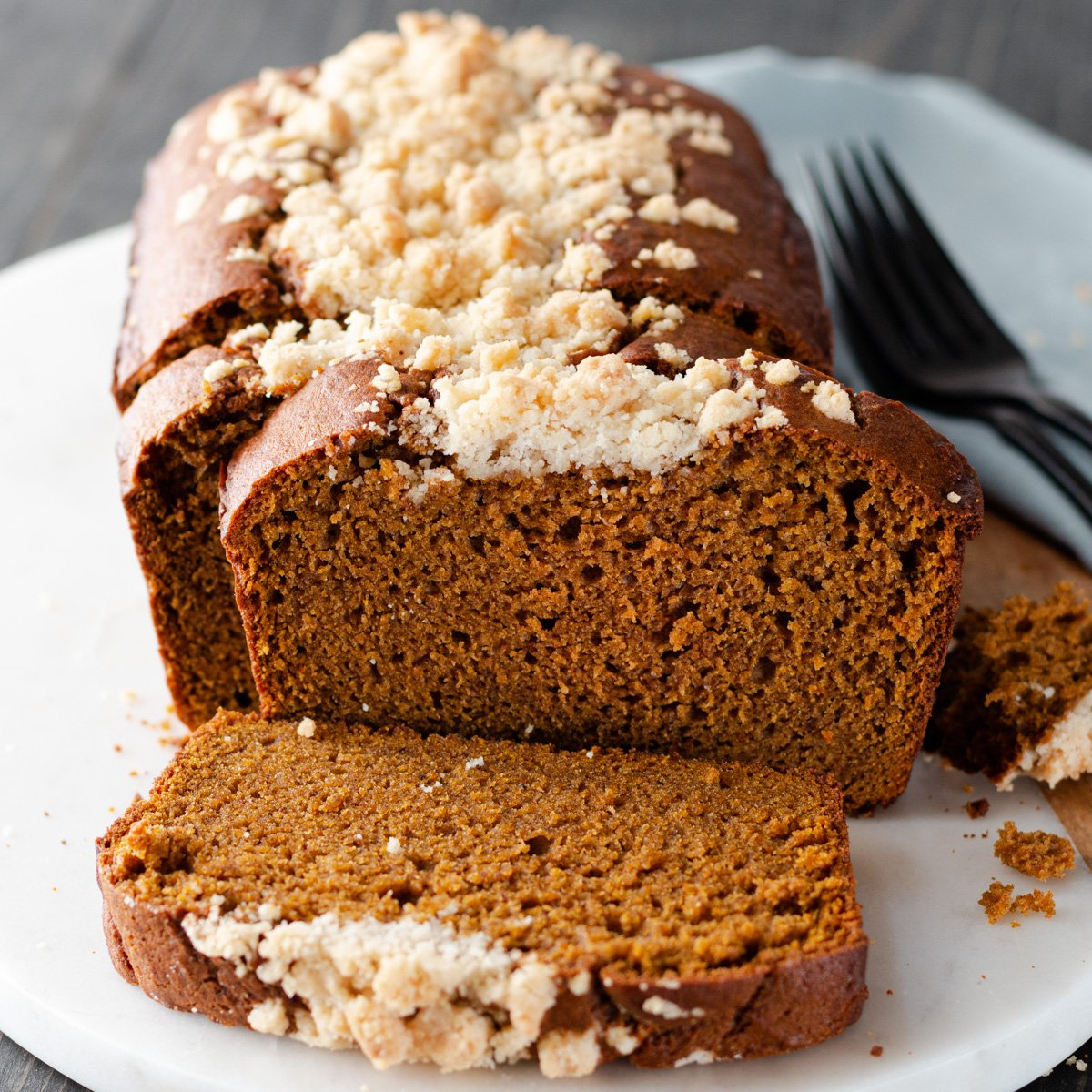 Ultimate Pumpkin Spice Bread With Solo Food's Secret Ingredient